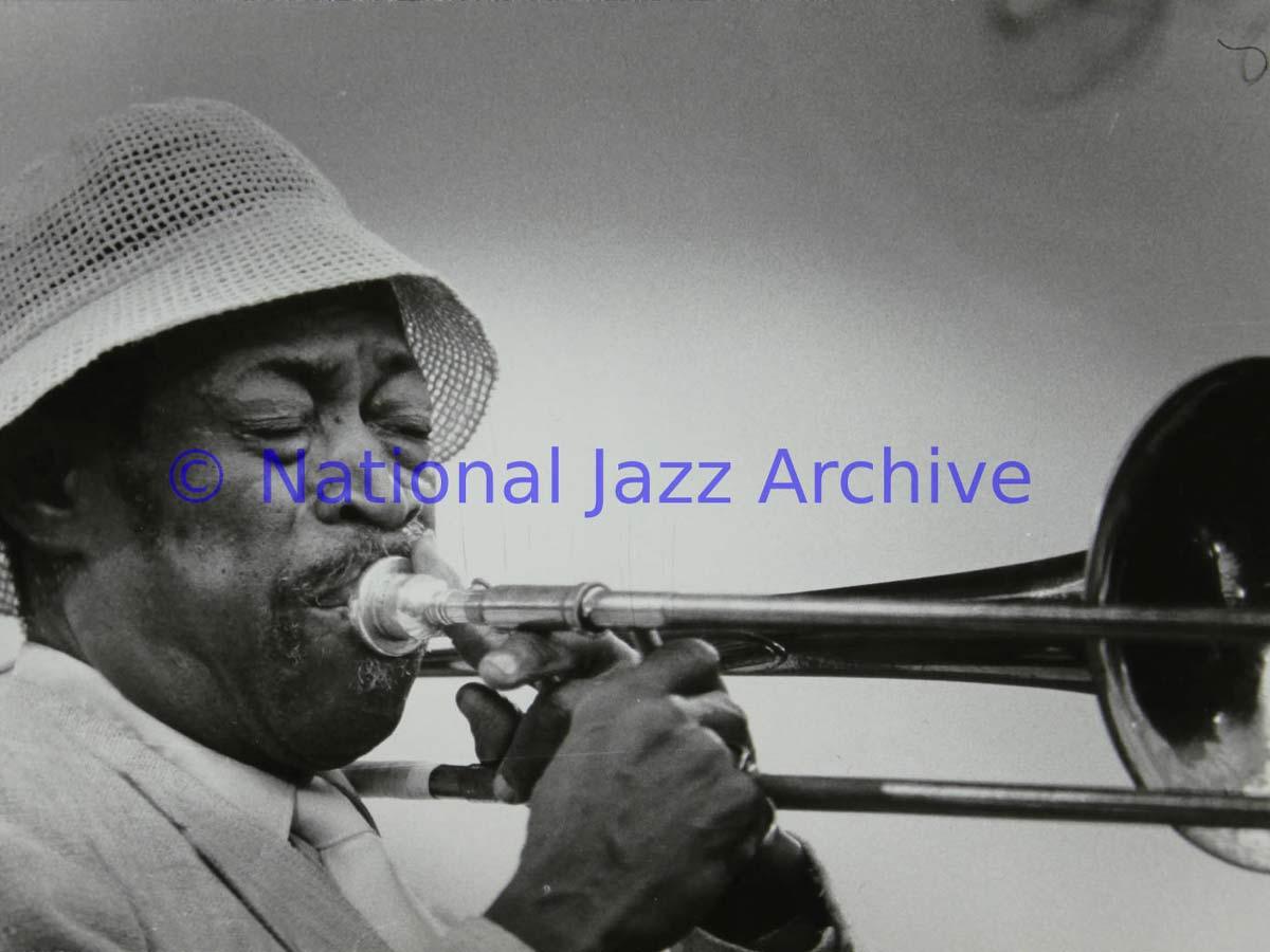 National Jazz Archive Photo