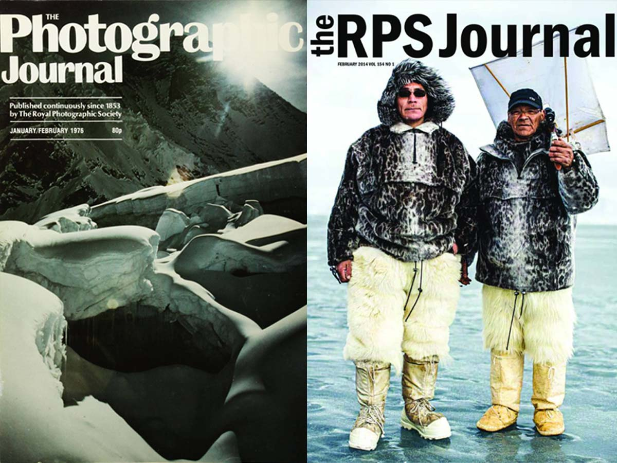 The Royal Photographic Society - Journal Covers